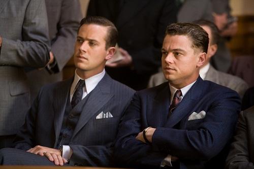 Leonardo DiCaprio Star as J. Edgar