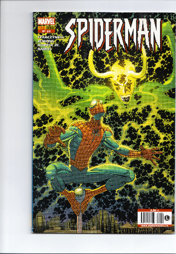 spiderman 34 panini
