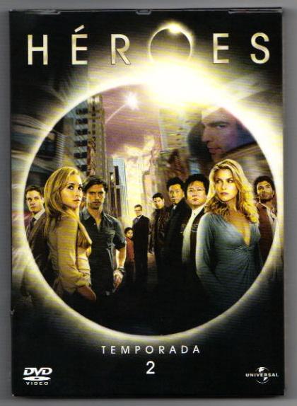 heroes segunda temporada