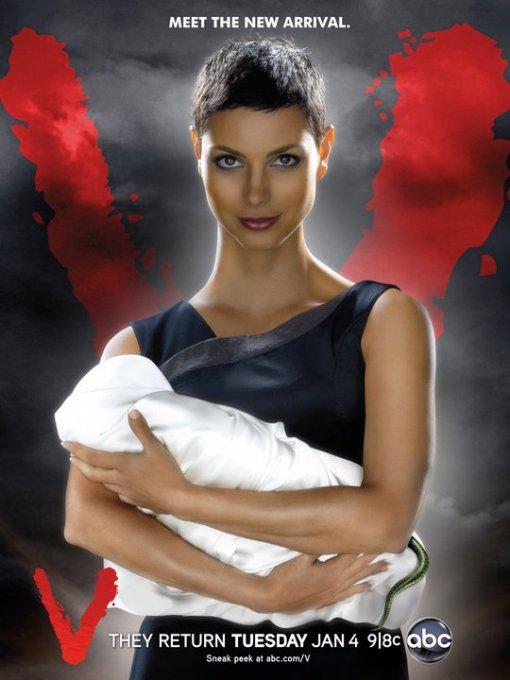 v segunda temporada cartel promo