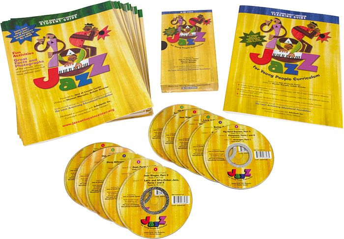 Alfred Jazz for Young People Curriculum Complete Kit