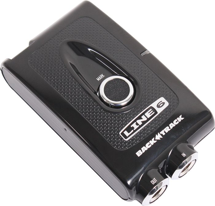 Line 6 Backtrack Portable Digital Recorder