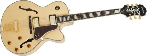 Epiphone Joe Pass Emperor II Electric Guitar Natural