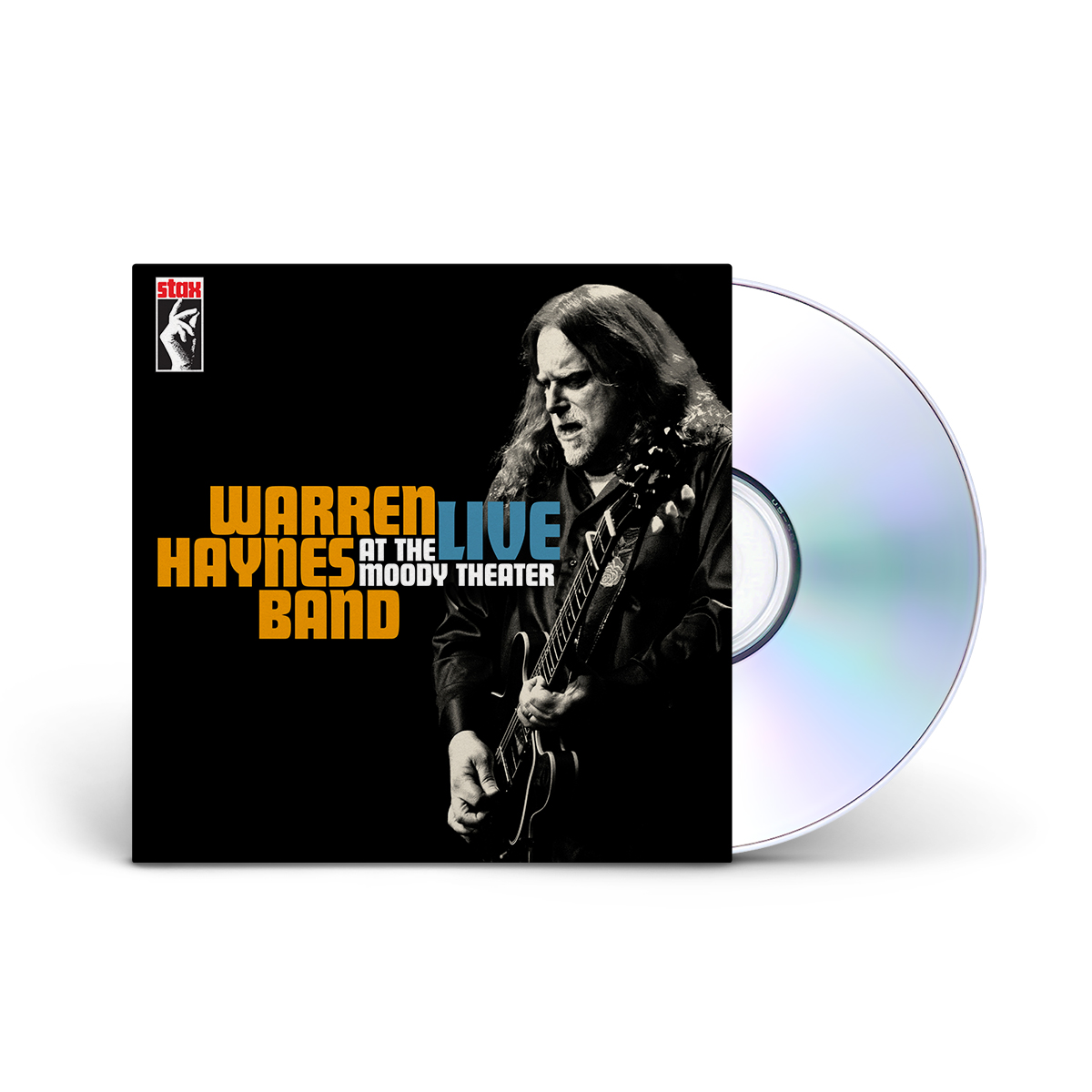Warren Haynes Band - Live From the Moody Theatre DVD/CD with Bonus Disk