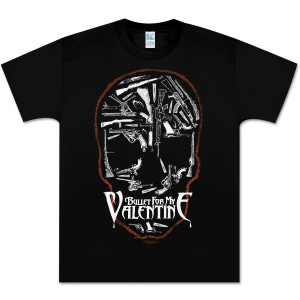 Bullet For My Valentine Guns Shirt Shop The Musictoday