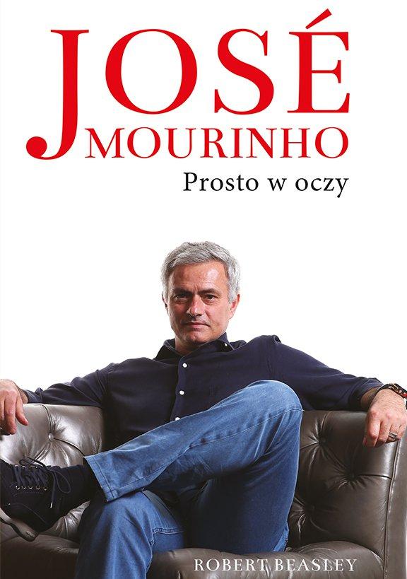 Jose Mourinho: Prosto w oczy - Darmowa dostawa - Sklep muve.pl