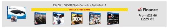 PS4 Angebot von Shopto