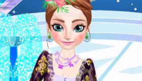 Frozen Princess Anna Game My Games 4 Girls Html5