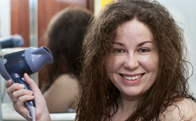 This Is Why Your Hair Is Dry Damaged And Dusty