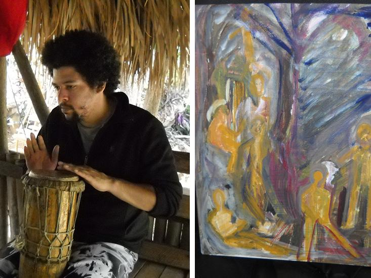 Neilson_BR_drumming-painting