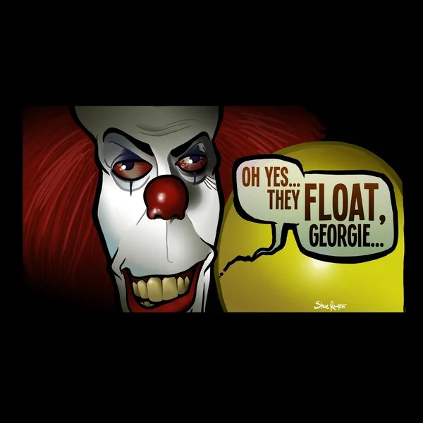 They Float, Georgie (It)