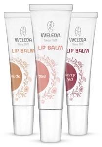 Weleda Lip Balm subtle colour & care