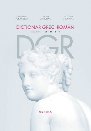 Dictionar grec - roman. Volumul V