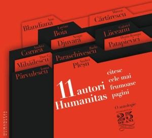 11 autori Humanitas citesc cele mai frumoase pagini (audiobook)