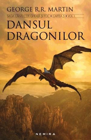 Dansul dragonilor (Seria Cantec de gheata si foc partea a V-a ed. 2017)