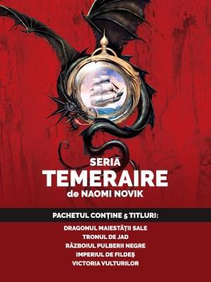 Pachet Seria Temeraire (vol. 1-5 paperback)