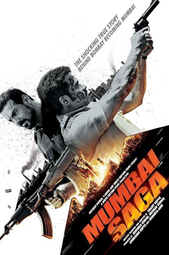 Mumbai Saga (2021) [Indian]