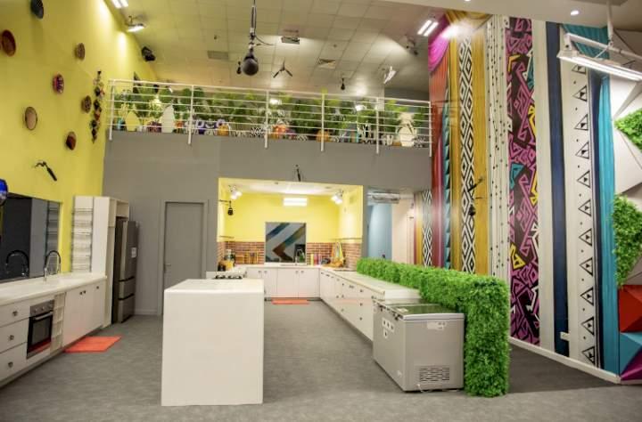 Familiarize yourself with the BBNaija season six interior decor
