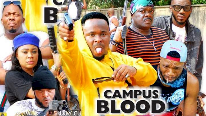 Campus Blood (2021) Part 2