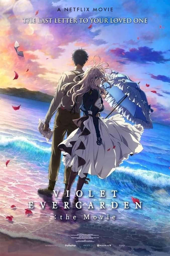 Violet Evergarden: The Movie (2020) [Japanese]
