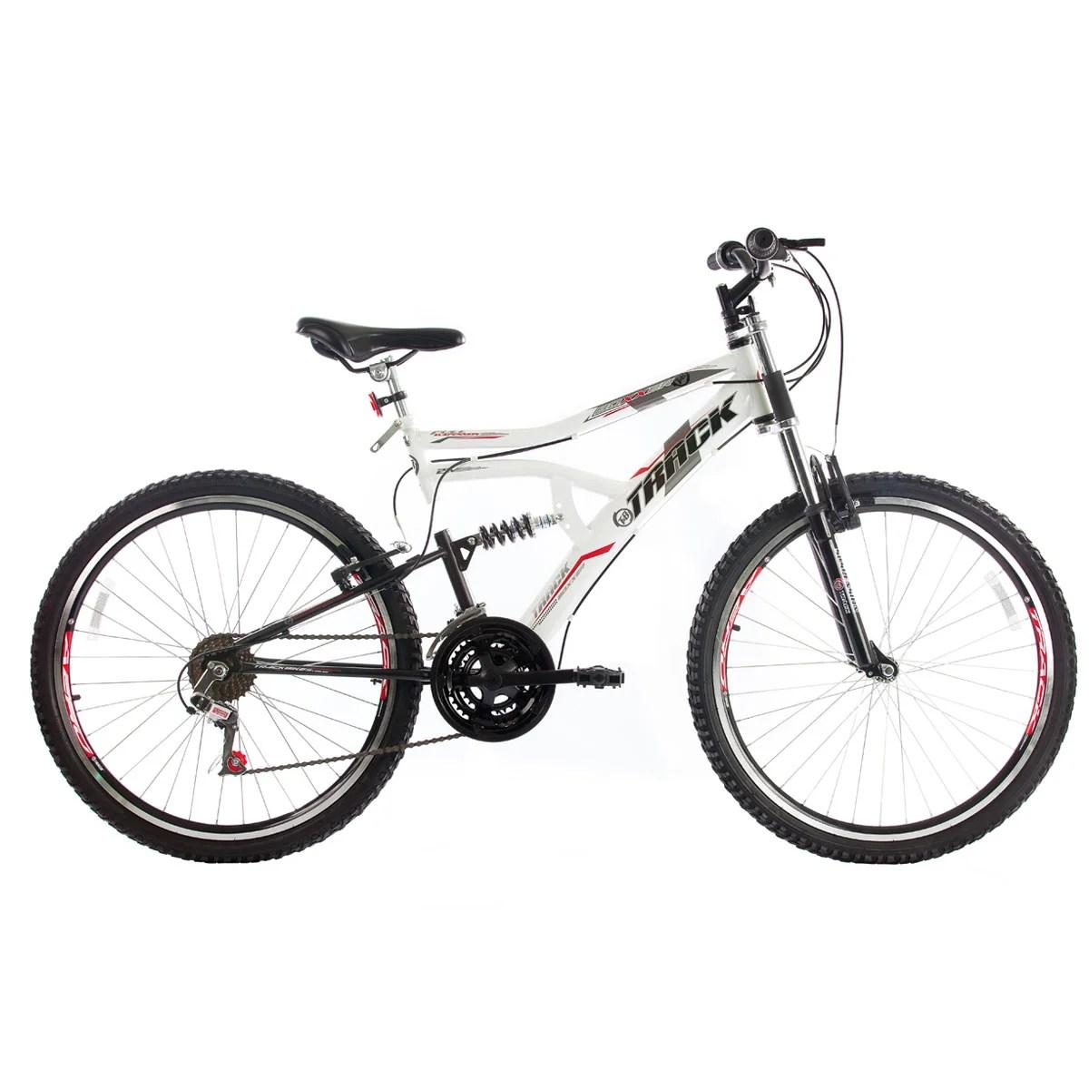 Bicicleta Track Bikes Boxxer C Dupla Suspensao
