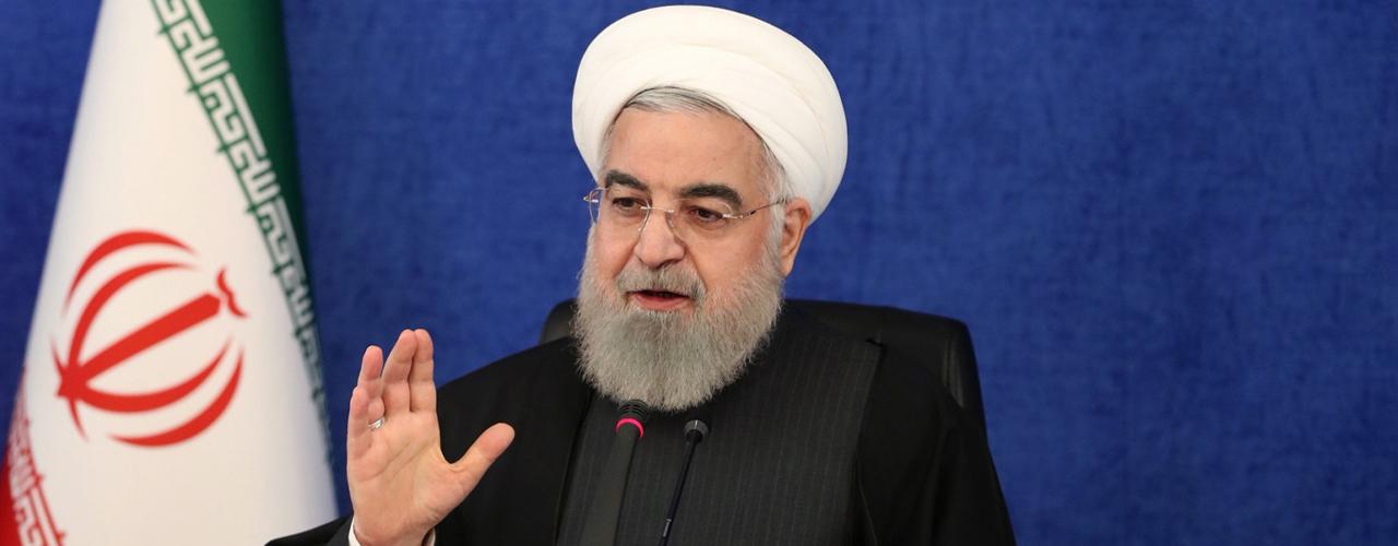 El presidente iraní quiere que las
