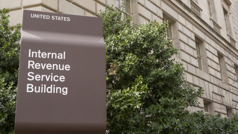 IRS Seeks Congressional Authority to Obtain Data on Cryptocurrency Transactions