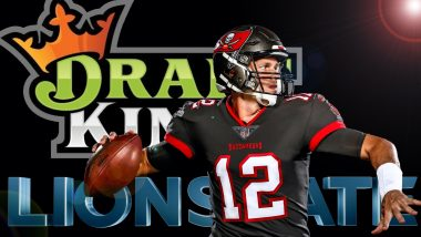 Tom Brady's NFT Platform Inks Deal With Draftkings and Lionsgate