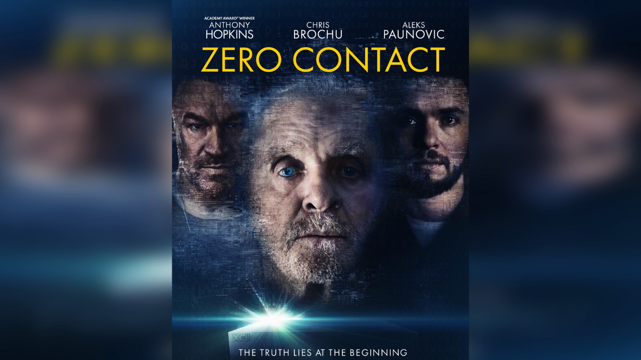 Anthony Hopkins' New Thriller 'Zero Contact' to Premiere on NFT Platform