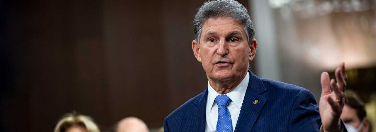 Fed's Vice Chair Says Tapering May Happen in 2021, Senator Joe Manchin 'Alarmed Over Record Amounts of Stimulus Injections'