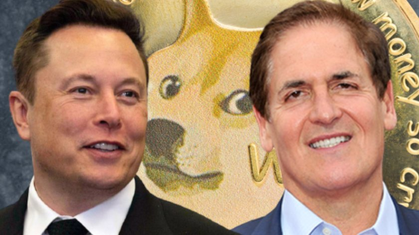Elon Musk และ Mark Cuban มองว่า Dogecoin เป็น Cryptocurrency ที่แข็งแกร่งที่สุดสำหรับการชำระเงิน
