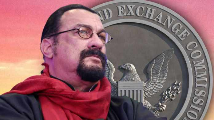 SEC Wins Judgment Against Actor Steven Seagal After He Ignores Court Order to Settle Crypto Fraud Case