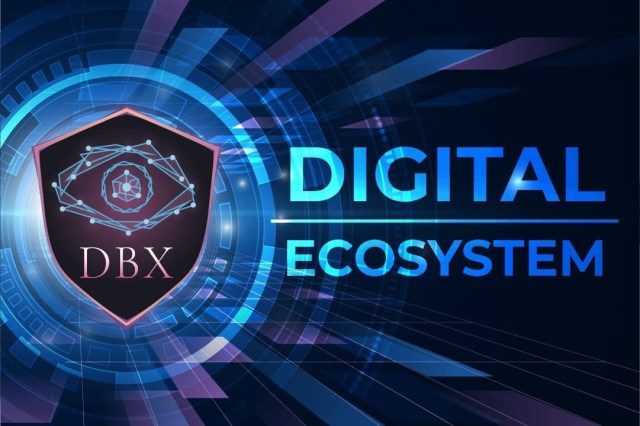 during september dbx will be listed on the worlds major crypto