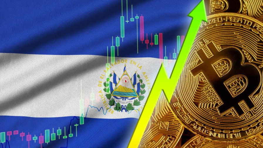 El Salvador starts mass buying of Bitcoin ahead of BTC becoming legal bid tomorrow