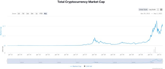 Crypto-economy is appreciating 83% in value over the past 3 months, countless lesser-known coins spike