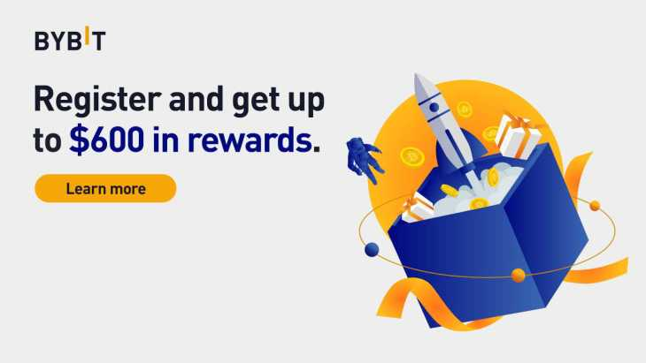 New Bybit User? Get Up to $600 in Welcome Rewards