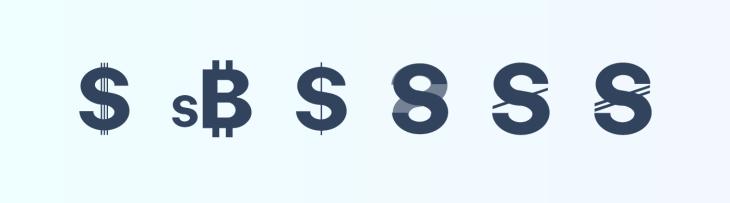 Iniciativa sat symbol tenta obter seu design satoshi amplamente adotado pela comunidade bitcoin