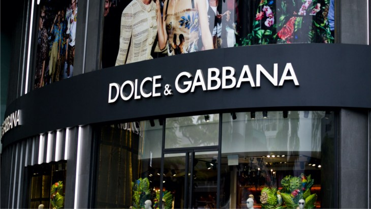 Casa italiana de moda de luxo Dolce & Gabbana vende coleção NFT por US$ 5,7 milhões