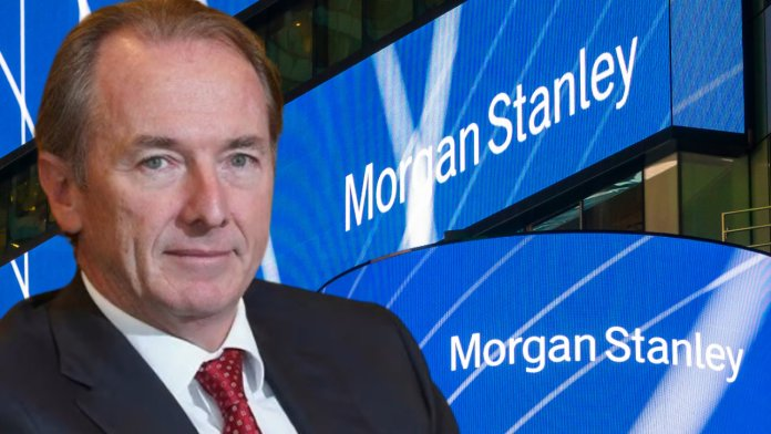 Morgan Stanley CEO Says Bitcoin Is Not a Fad, Crypto Is Not Going Away