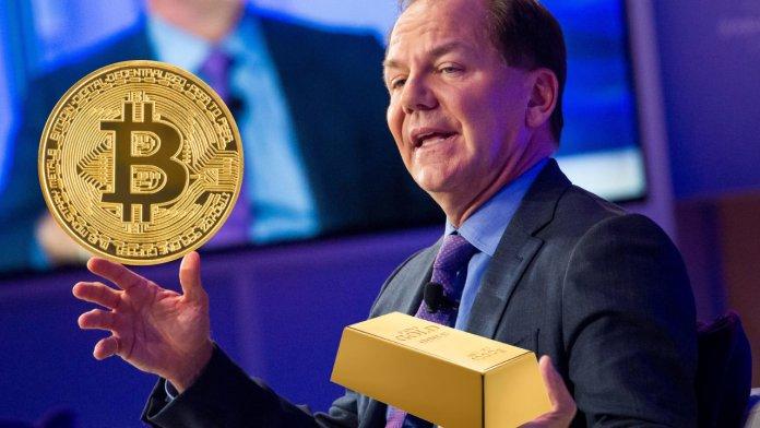 Billionaire Paul Tudor Jones Now Prefers Crypto Over Gold as Inflation Hedge