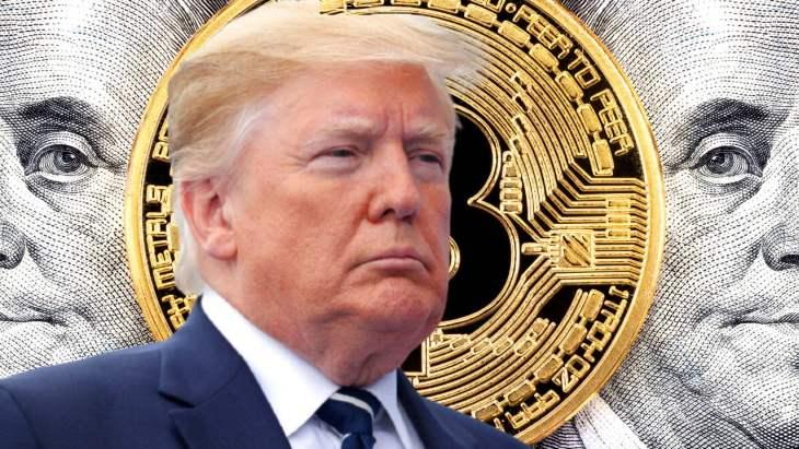 Donald Trump sobre criptomoedas: 'Não quero que outras moedas saiam e machuquem o dólar'