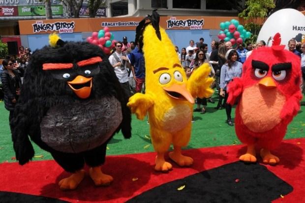 Мультфильм Angry Birds 2 возглавил российский кинопрокат