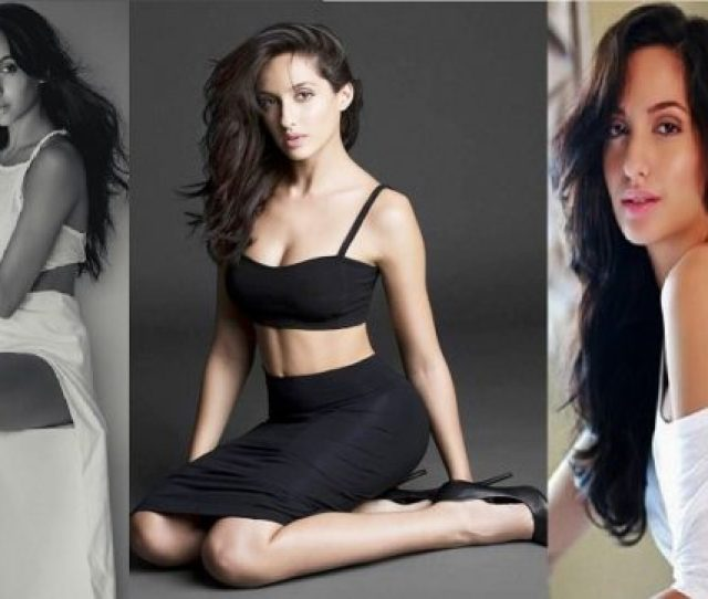 Nora Fatehi Photos Ex Bigg Boss Contestant Nora Fatehis Belly Dance On Swag Se Swagat Is Doing Rounds On Social Media Everyone Went Crazy The Moment