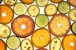 Many cold-pressed citrus oils have both antiseptic and fat dissolving properties