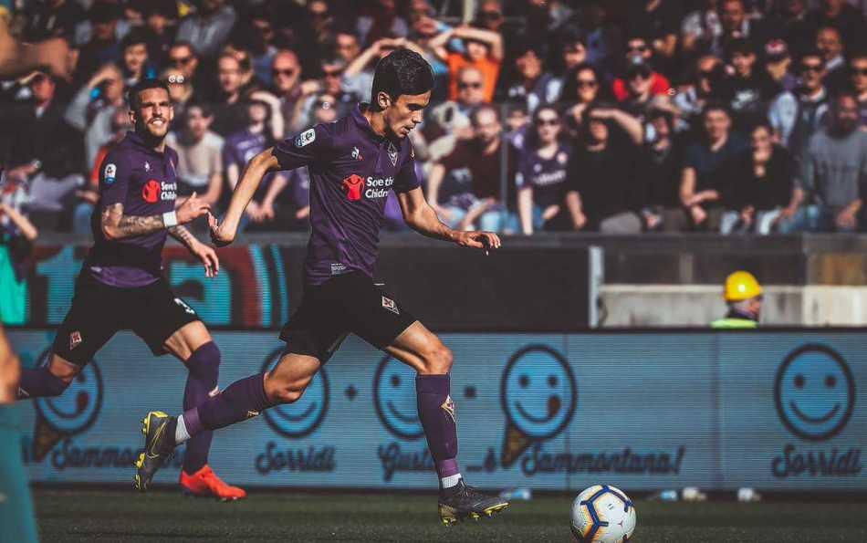 Montiel Foto twitter uff Fiorentina