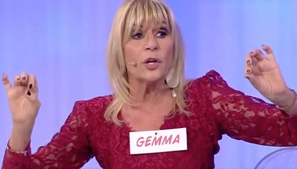 Gemma Galgani Svela Quanti Anni Ha In Realtà Video Bitchyf