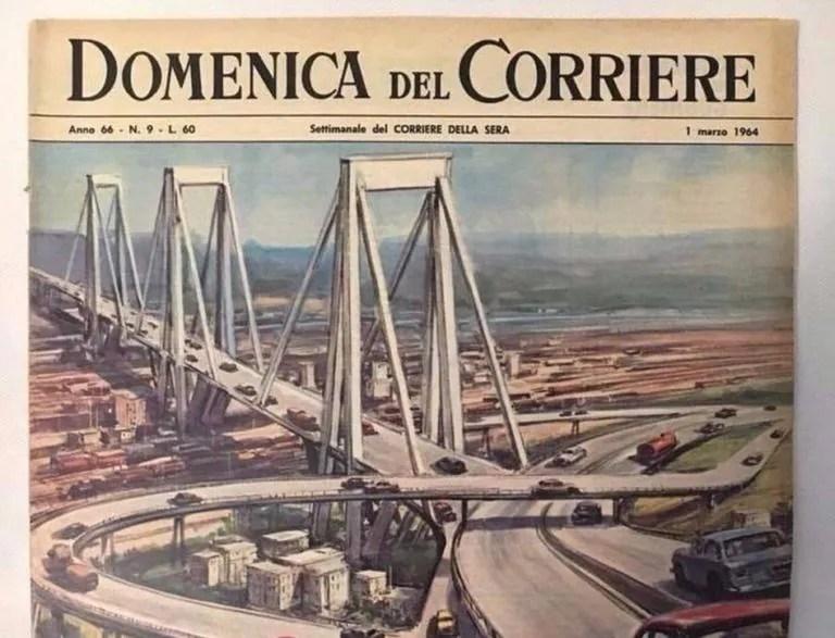 Perch si chiamava ponte morandi agevolazioni for Disegni di ponte a 2 livelli