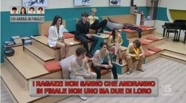 Amici 20, ottava puntata: Aka7Even, Giulia Stabile, Sangiovanni, Deddy e Alessandro Cavallo sono i finalisti