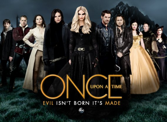Once Upon a Time TV Show Air Dates & Track Episodes - Next Episode
