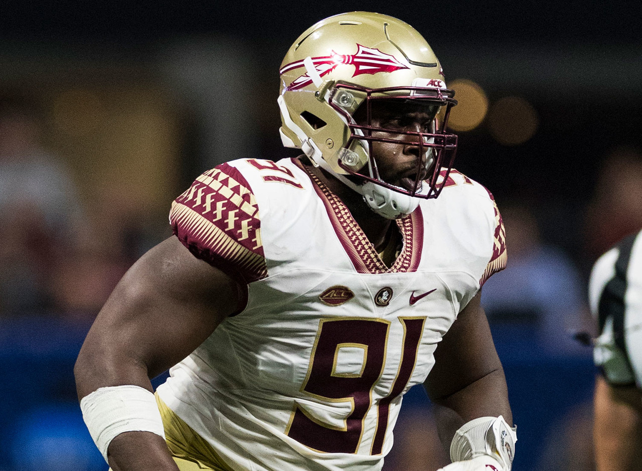 Image result for derrick nnadi fsu
